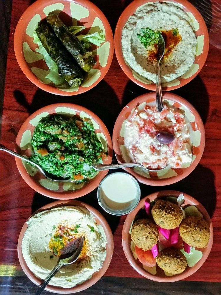 Norma's Eastern Mediterranean Cuisine: 145 Barclay Farms Ctr, Cherry Hill, NJ