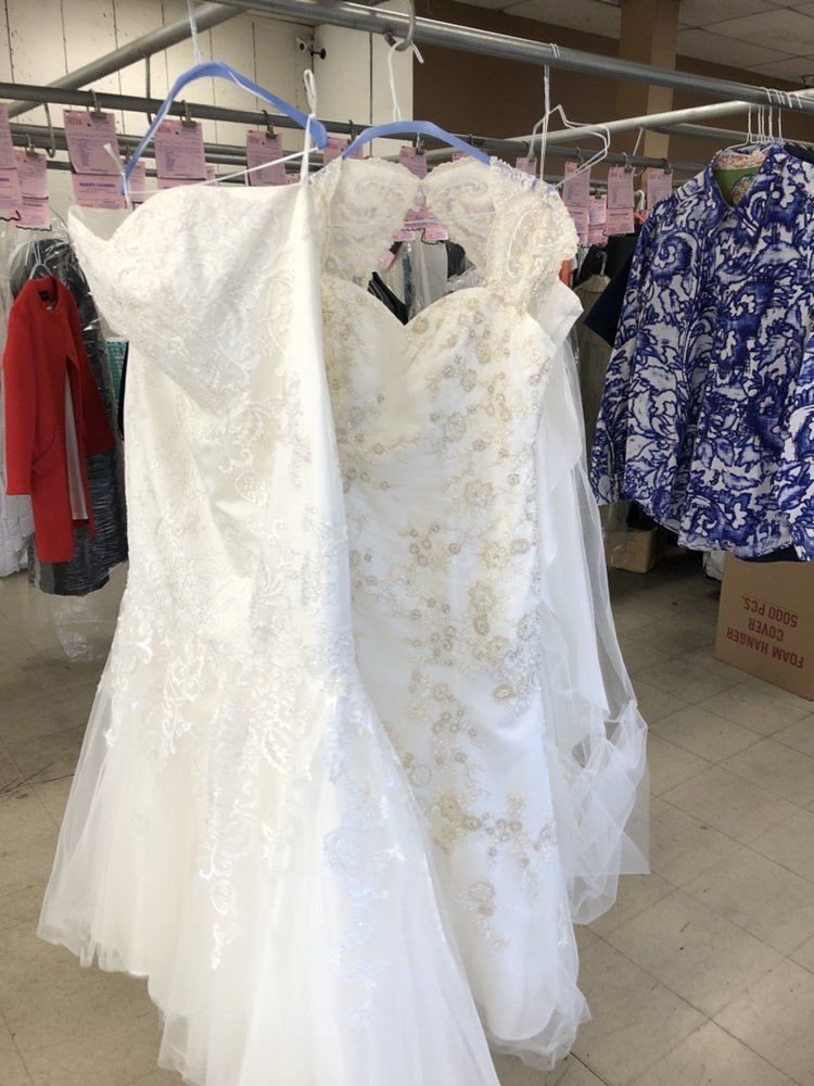 Wedding dress and gown specialist!! Custom preservation available ...
