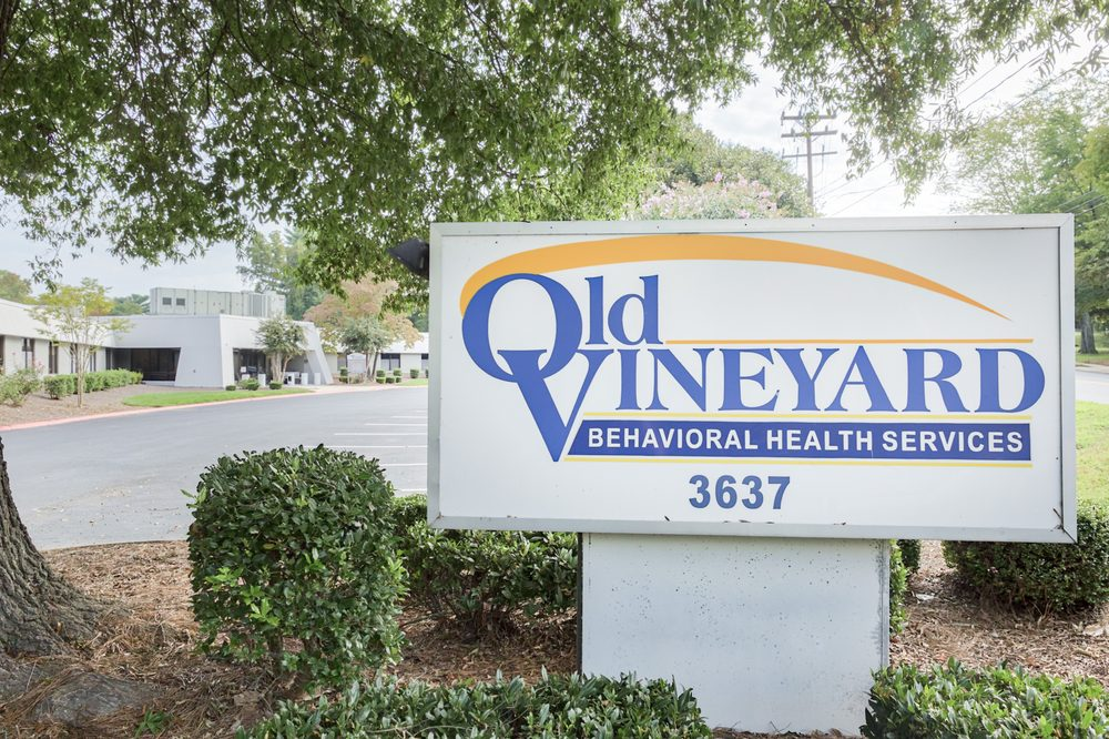 Photos For Old Vineyard Behavioral Health Services Yelp