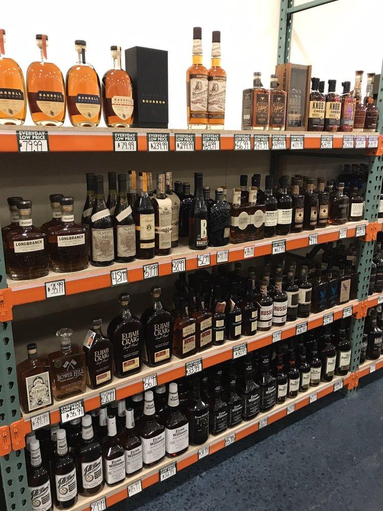 Social Spots from Warehouse Wine & Liquor