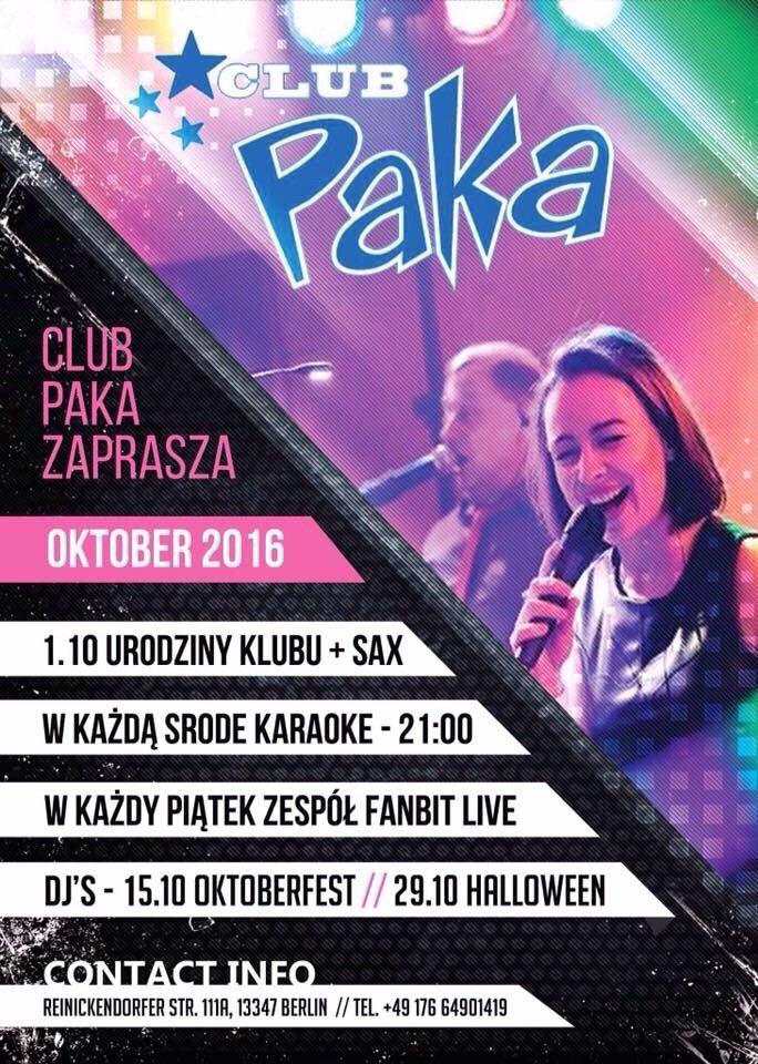 Club Paka Berlin