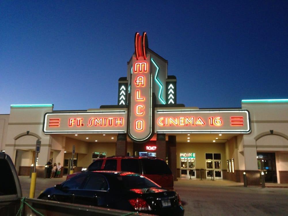 Malco Fort Smith Cinema: 1200 S Waldron Rd, Fort Smith, AR