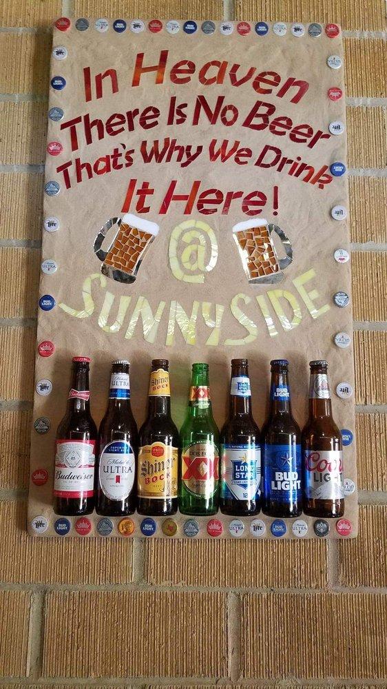 Sunnyside Saloon: 1214 S Mechanic, El Campo, TX