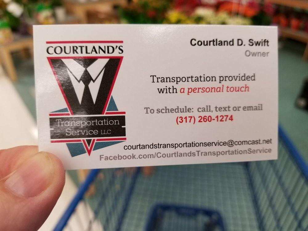 Courtland's Transportation Service: 14350 Mundy Dr, Noblesville, IN