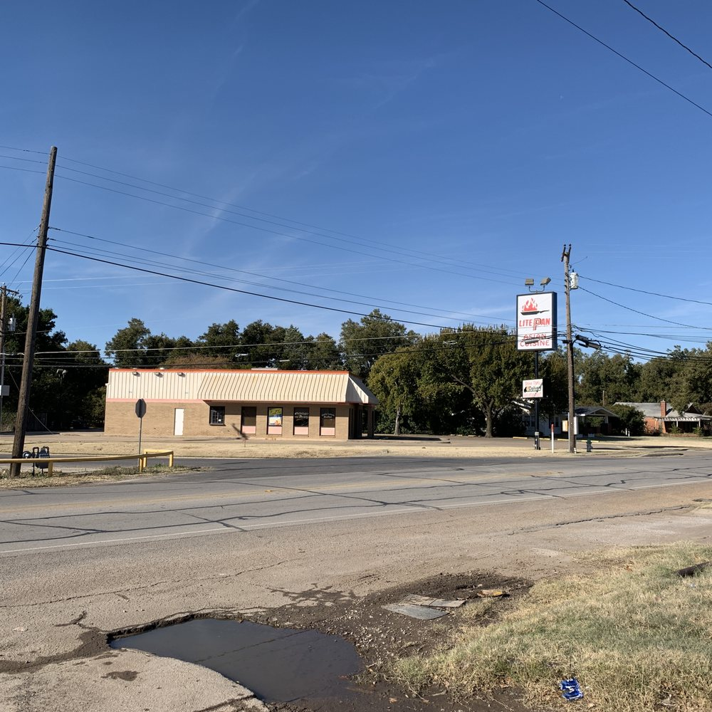 Lite Pan: 826 Sheppard Rd, Burkburnett, TX