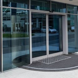 Photo of Tayside Automatic Doors - Dundee United Kingdom & Tayside Automatic Doors - Glaziers - Unit N Scott Way Dundee ... pezcame.com