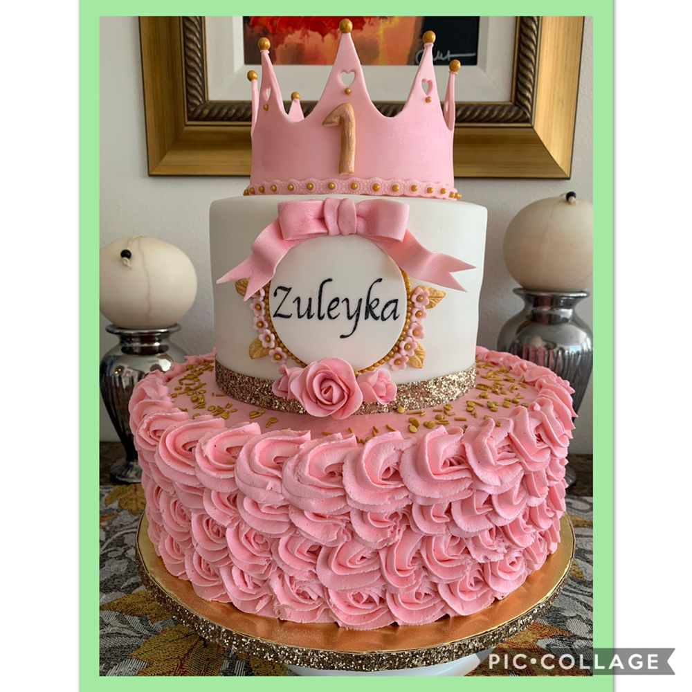 Sweet Imaginations Home Bakery: 11475 Weston Course Lp, Riverview, FL