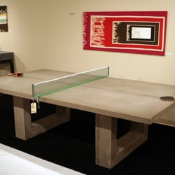 Photo Of DeWulf Concrete   Santa Monica, CA, United States. Ping Pong Dining
