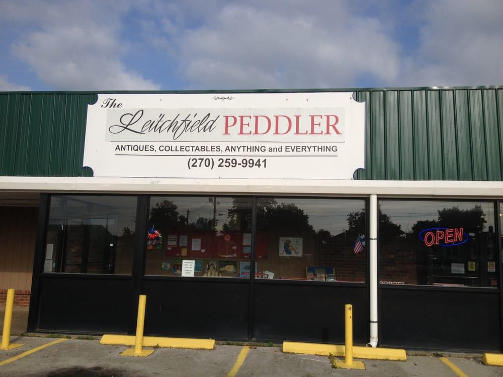 Leitchfield Peddler: 311 W White Oak St, Leitchfield, KY