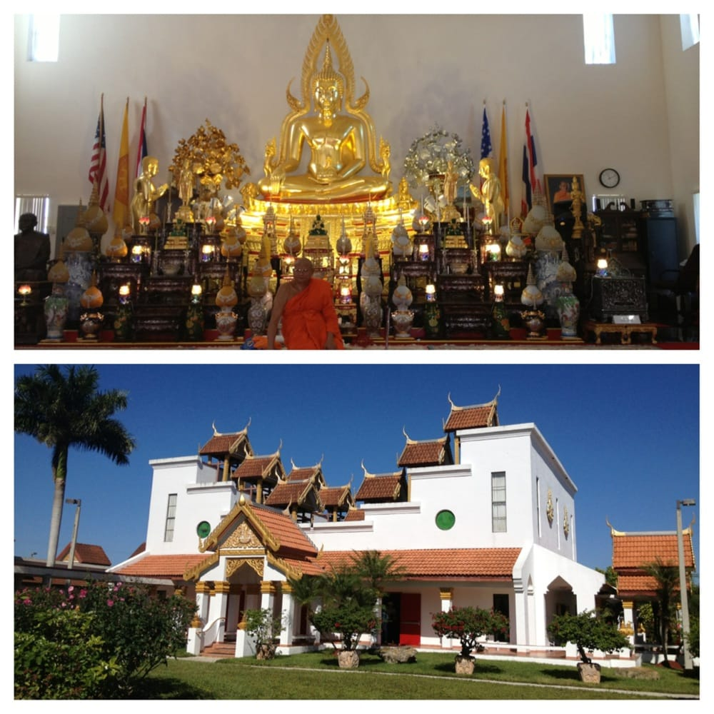 wat buddharangsi In the early '80s, an abundance of cheap land led a group of thai monks to build  this sprawling buddhist temple in homestead today it's one.