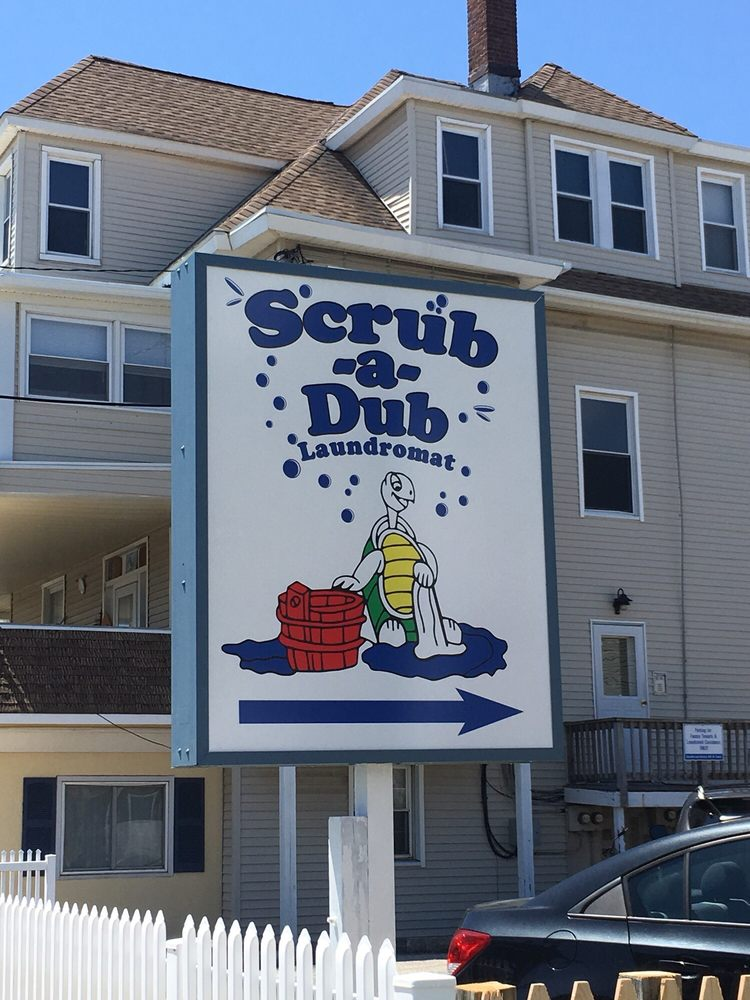 Scrub a Dub Laundromat