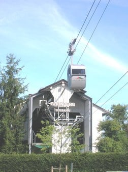 Grünbergseilbahn-Talstation