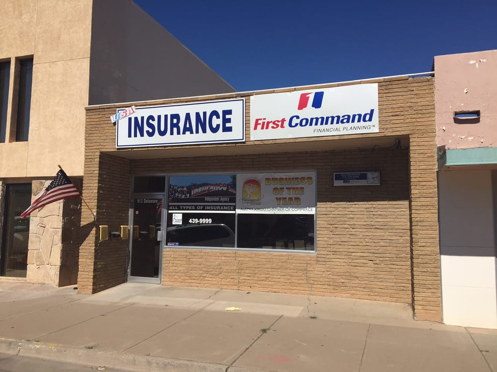 USA Insurance: 913 Delaware, Alamogordo, NM