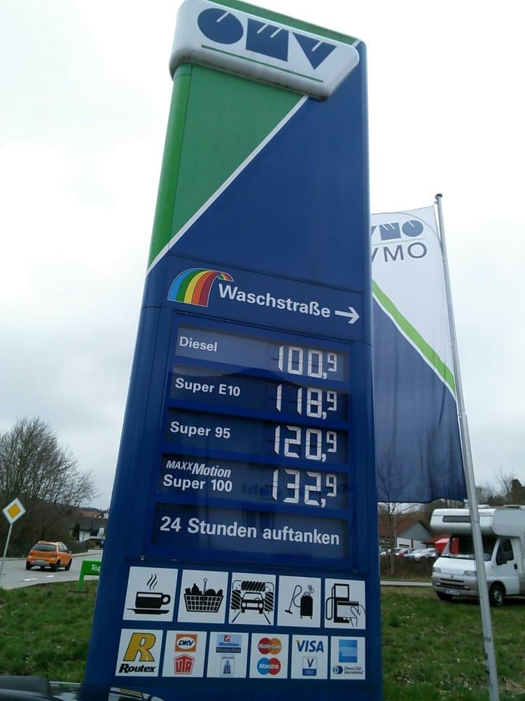 OMV - Gas Stations - Kastenseestr  6, Glonn, Bayern, Germany
