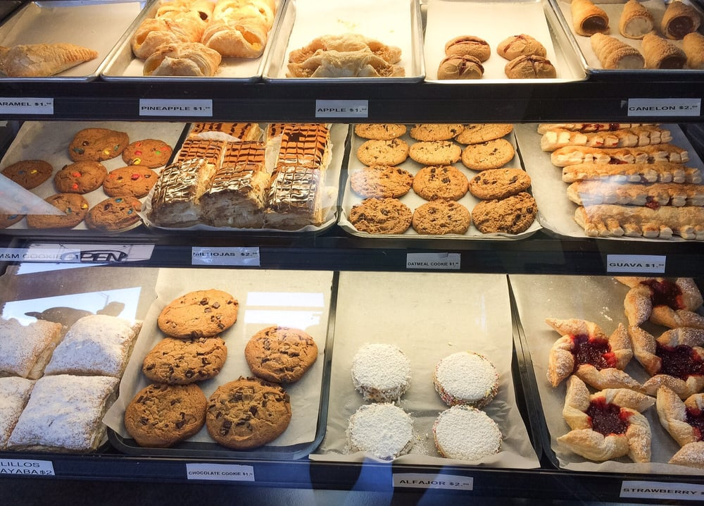 El Cafetal Bakery and Restaurant: 6241 S Dale Mabry Hwy, Tampa, FL