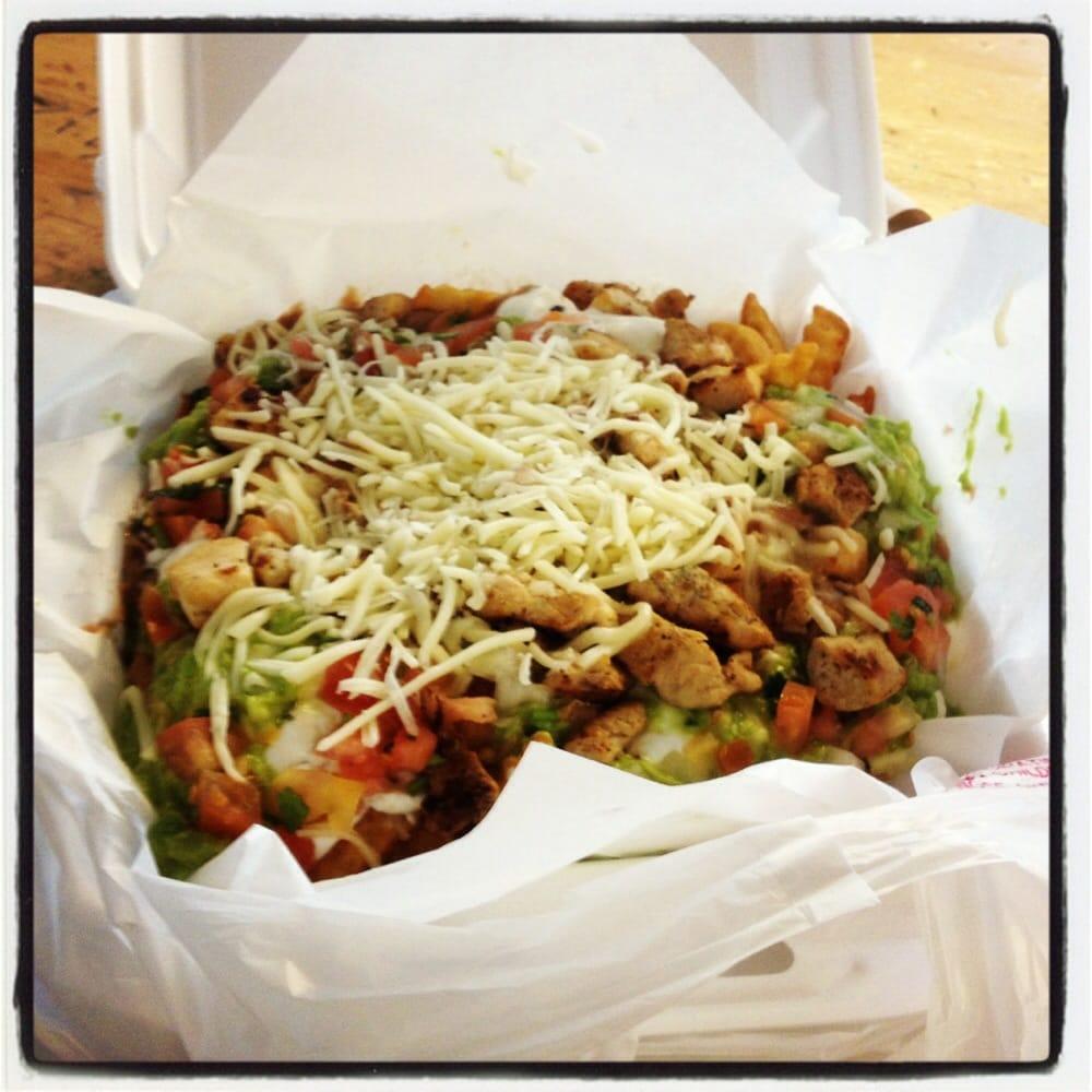 La Garnacha Mexican Food