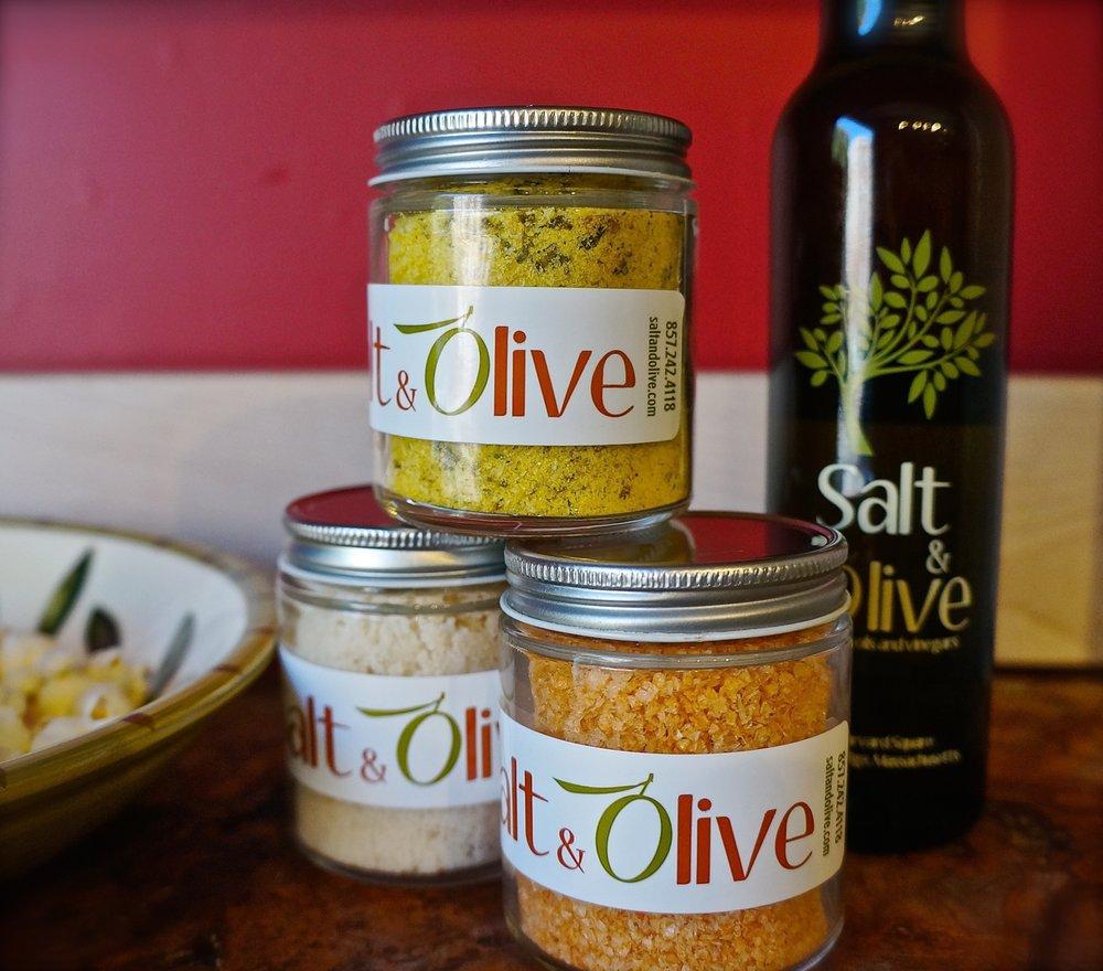 Salt & Olive
