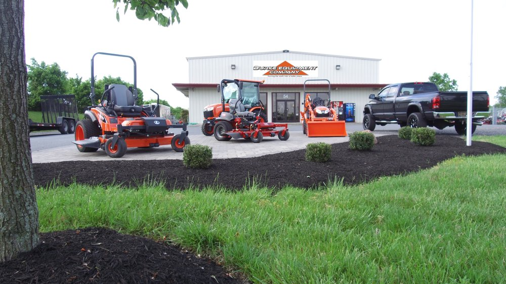 Burke Equipment Company: 54 Andrews Lake Rd, Felton, DE