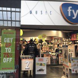 Fye - 10 Reviews - Music & DVDs - 102 Paramus Park Mall