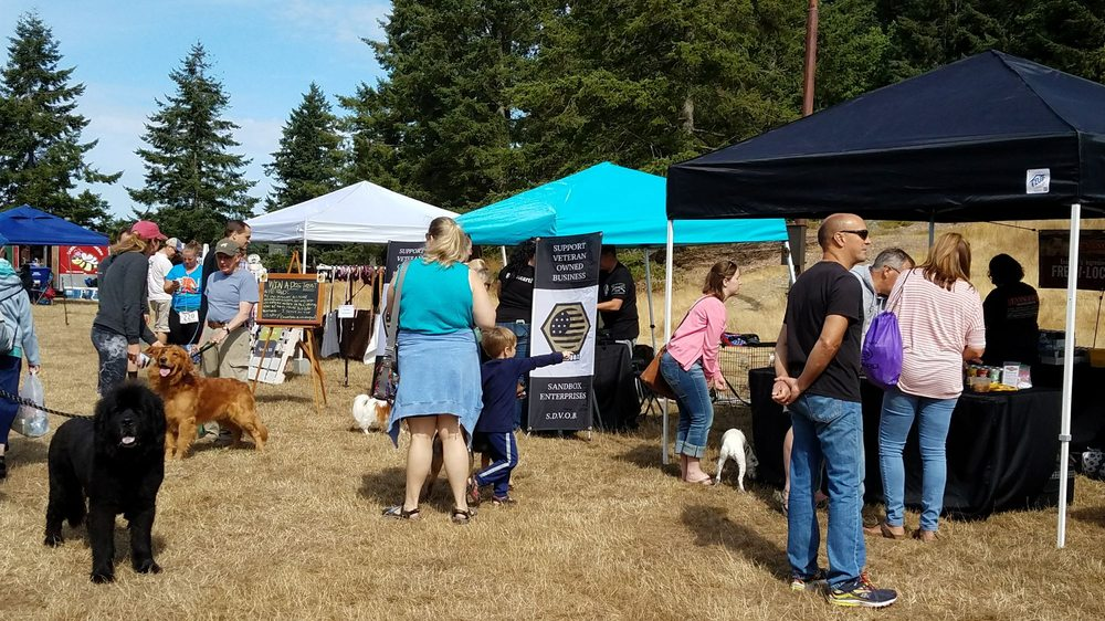 Dog Days of Summer: 4882 Samish Way, Bellingham, WA