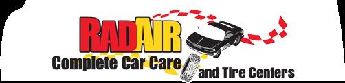 Rad Air Complete Car Care and Tire Center - Medina