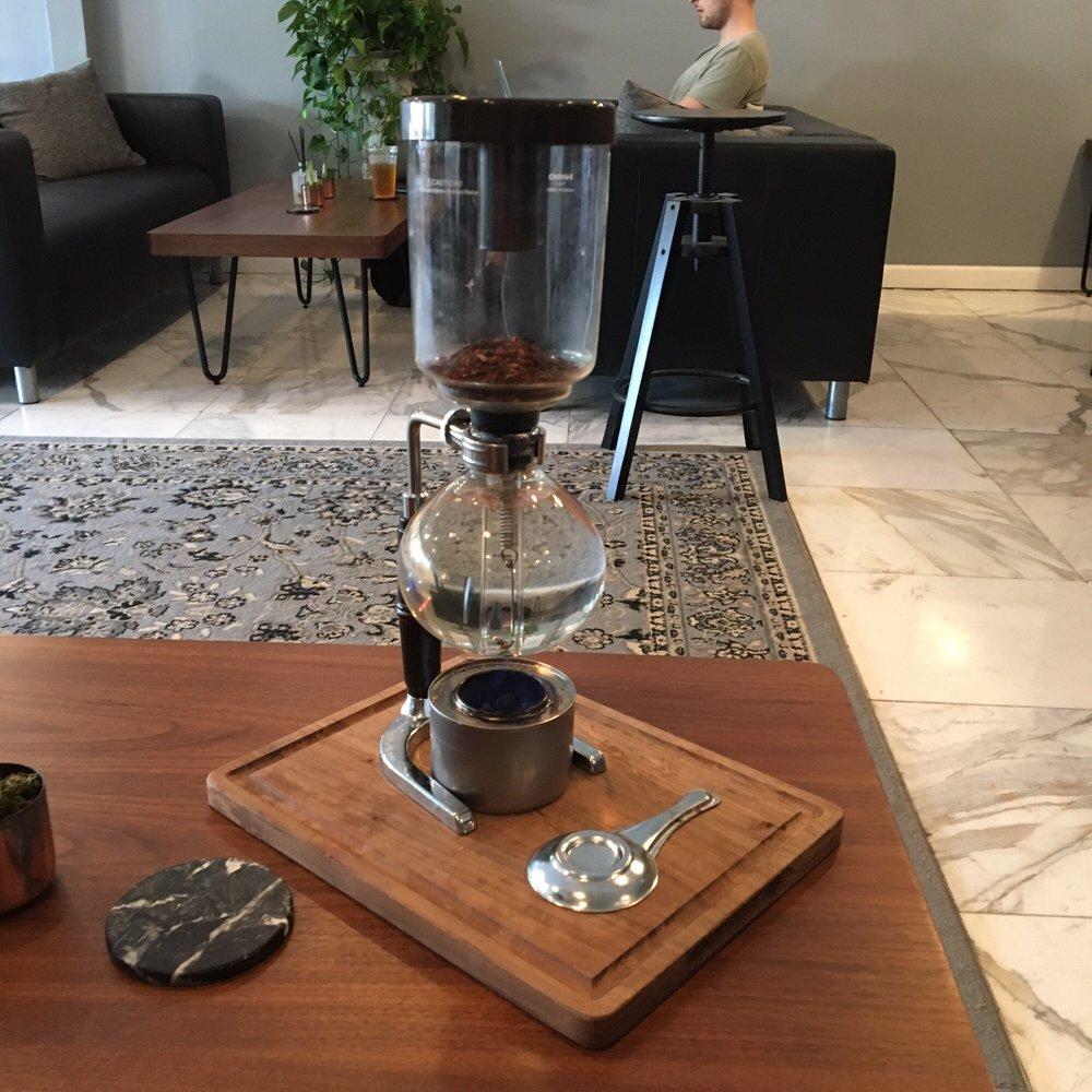 Safa Persian Teahouse