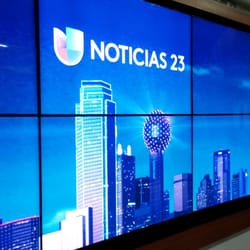 Univision Channel 23 - Television Stations - 2323 Bryan St, Downtown