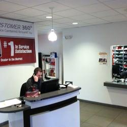 Photo of Warren Larsen at Palmen Motors - Kenosha, WI, United States