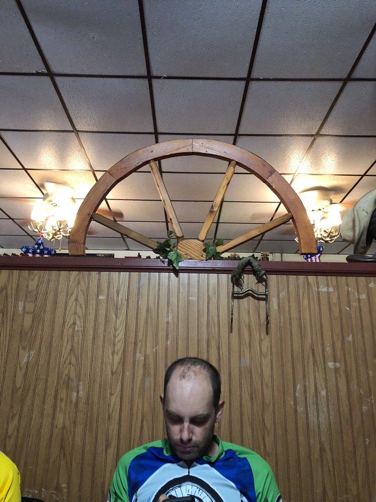 Bernie's Wagon Wheel II: 229 Center St, Wonewoc, WI
