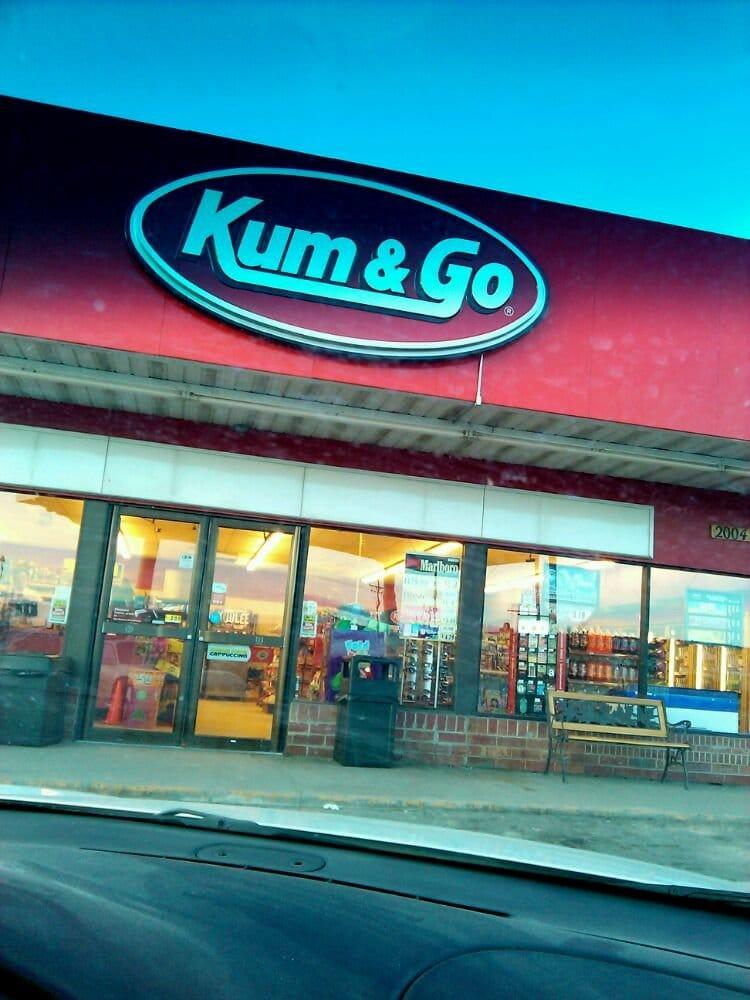 Kum & Go: 2004 Dewer Dr, Rock Springs, WY