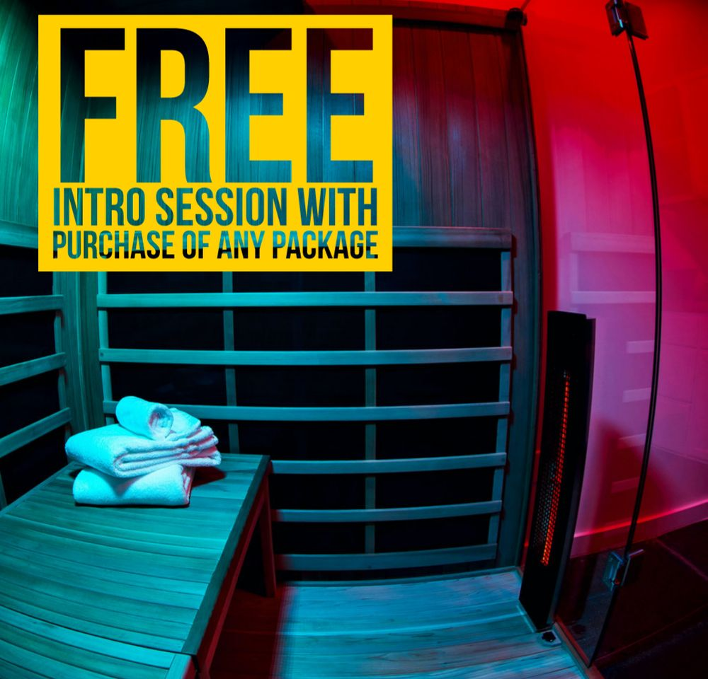 Infrared Sauna of Long Beach: 4103 N Viking Way, Long Beach, CA