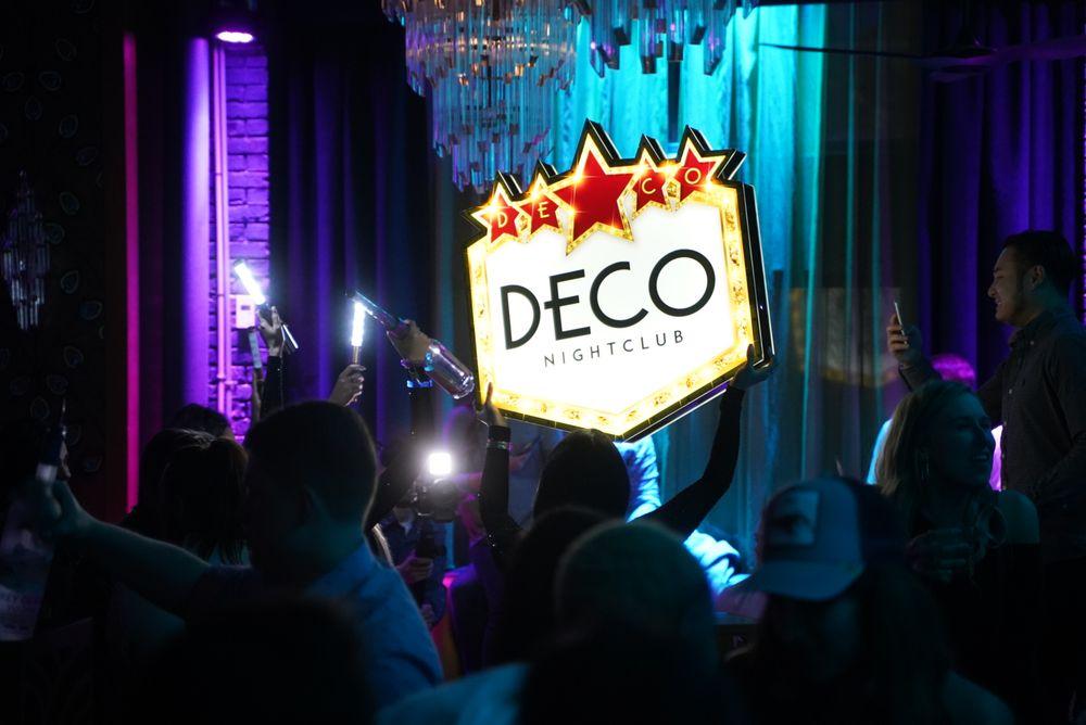 Deco Nightclub: 28 Ann St, Charleston, SC