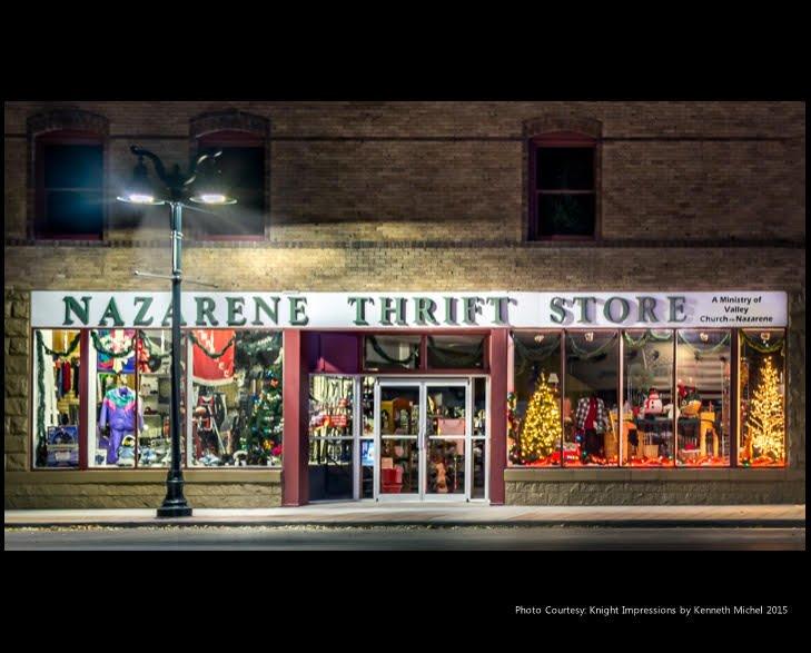 Nazarene Thrift Store: 730 1st Ave, Monte Vista, CO