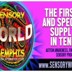 Like Yelp But For Autism Friendly >> Sensory World Memphis 11 Photos Special Education 7006 E