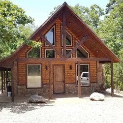 rentals mountain cabin luxury broken bend lodge ok cabins majestic bow beavers