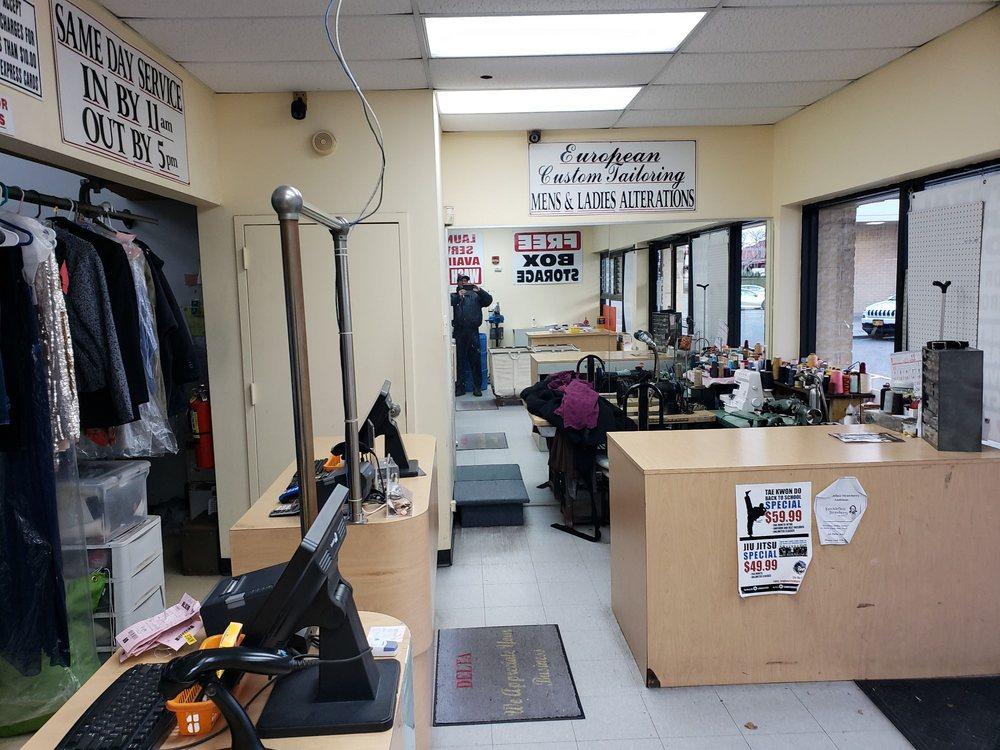 Delta Cleaners: 41 E Park Ave, Long Beach, NY