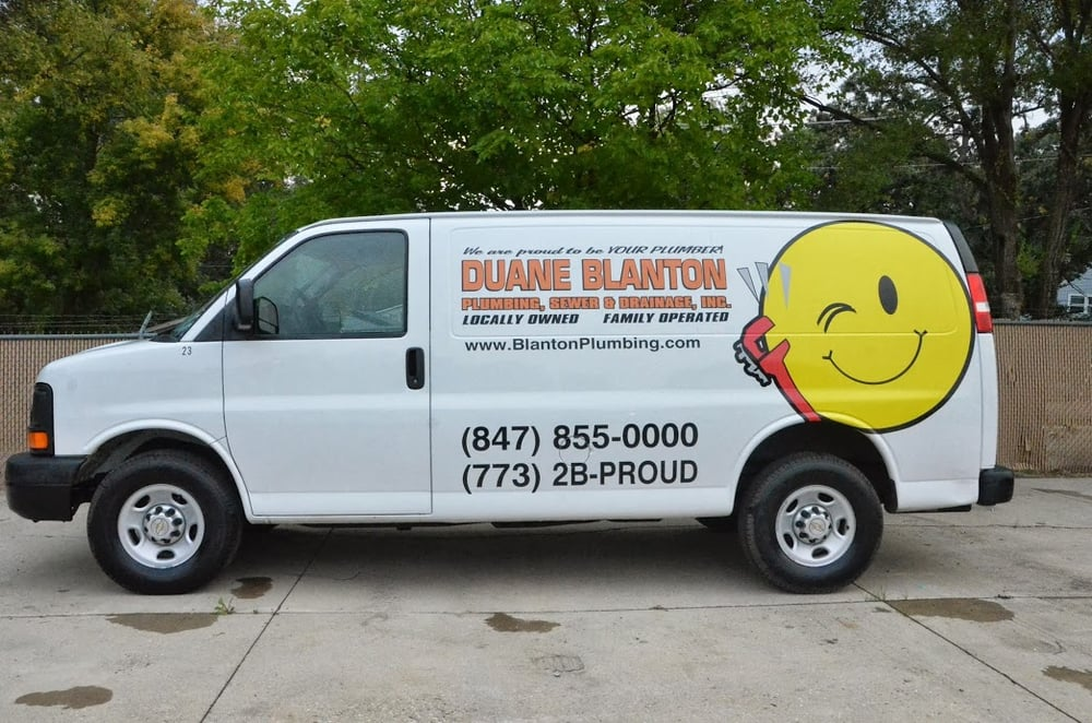 Duane Blanton Plumbing Sewer And Drainage 11 Rese 241 As