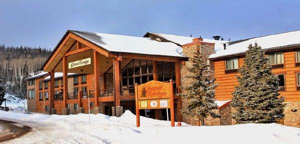 Best Western Premier Brian Head Hotel & Spa: 314 Hunter Ridge Dr, Brian Head, UT