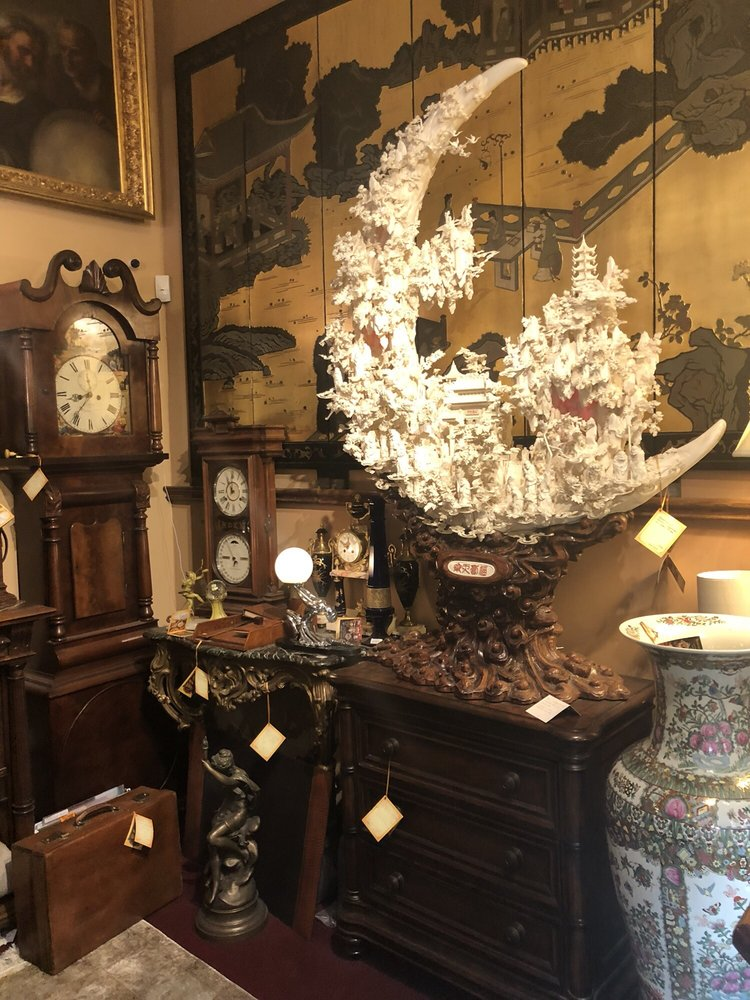 Hrs Antique Clocks: 486 1st St, Solvang, CA