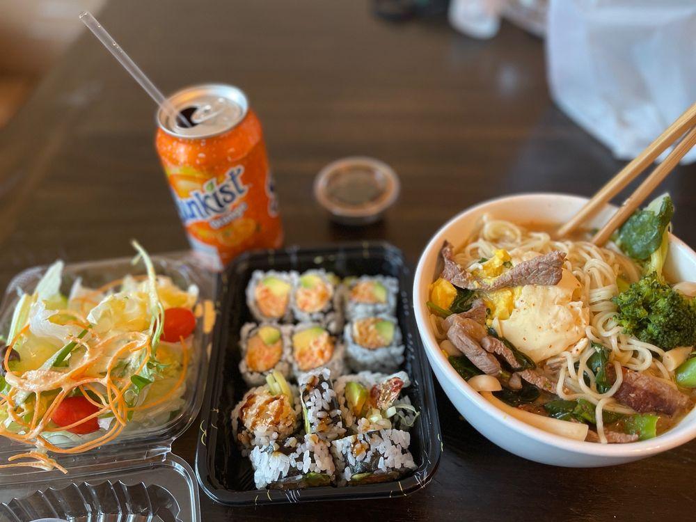 Oishi Sushi: 223 Blvd, Hasbrouck Heights, NJ