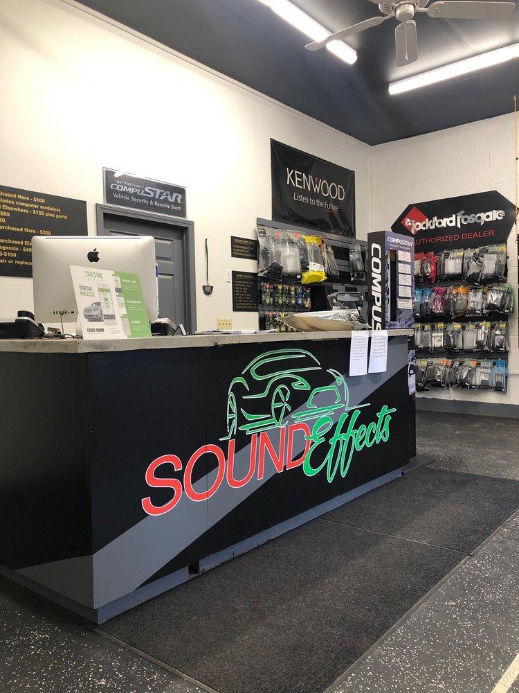 Sound Effects: 216 Center St, Auburn, ME