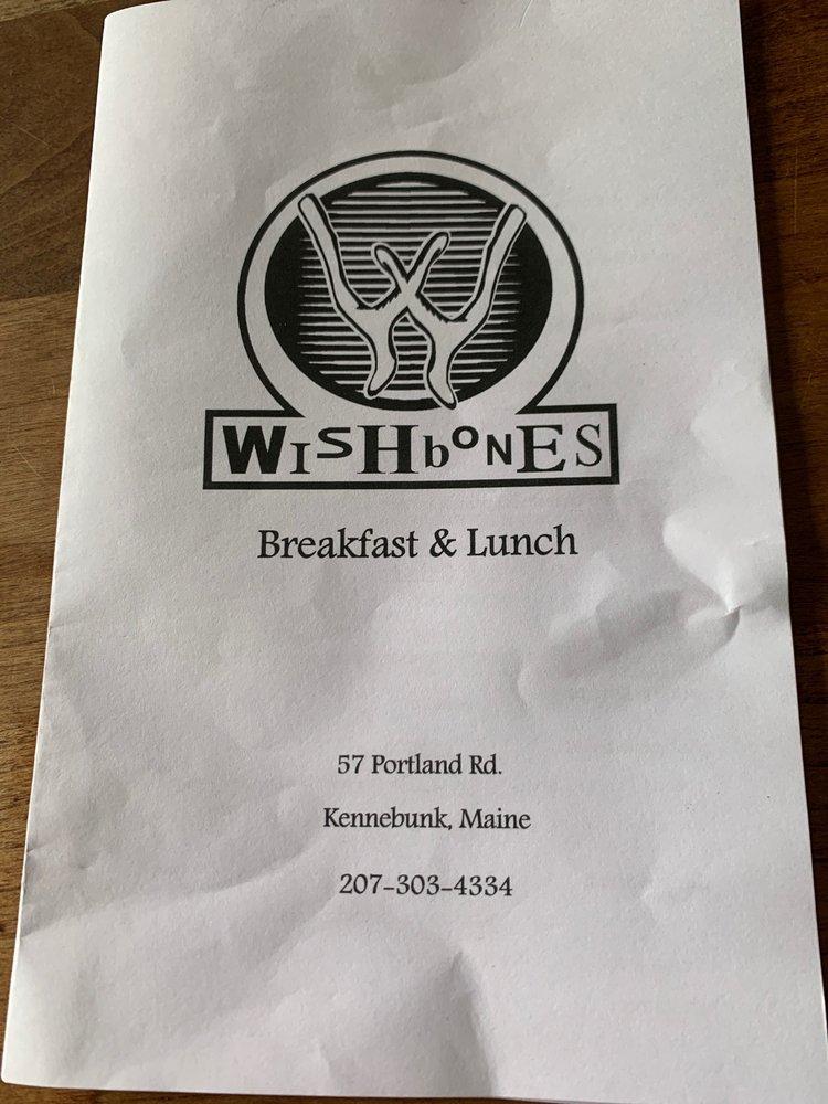 Wishbones: 57 Portland Rd, Kennebunk, ME