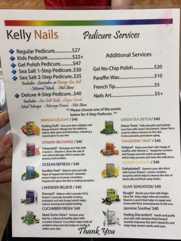 Kelly Nails: 8109 E US Hwy 36, Avon, IN