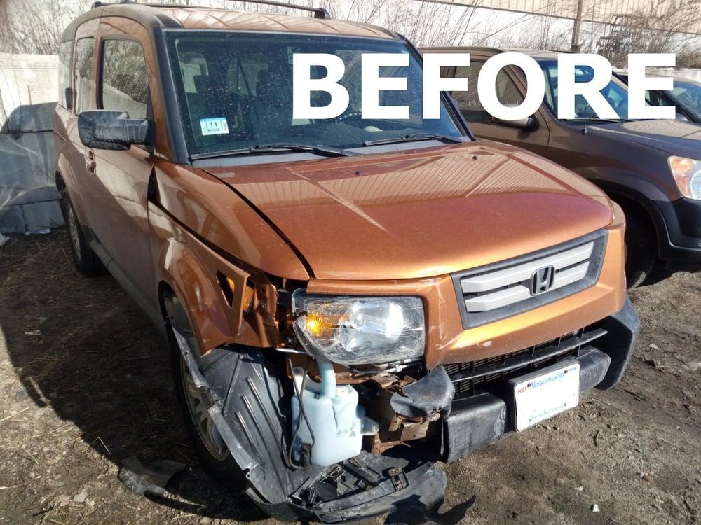 Good auto body repair shops near me 16