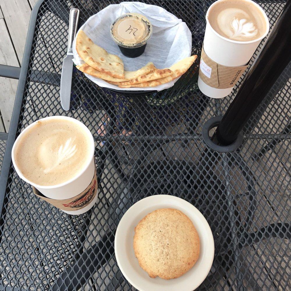 Social Spots from Wm. Van's Coffee