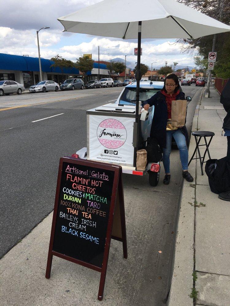 Jasmine Creamery: 1340 E Main St, Alhambra, CA