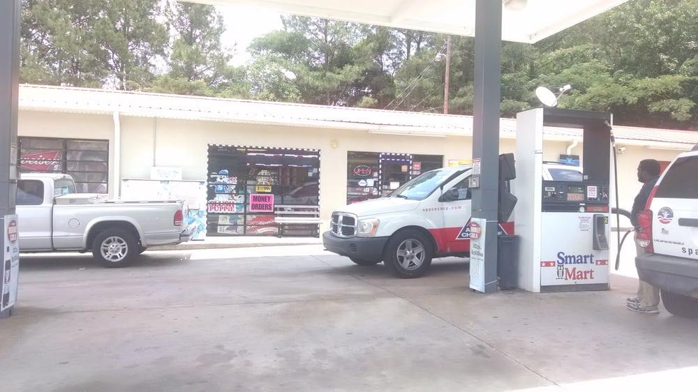 Smart Mart: 2414 GA-48 Mahan Rd, Summerville, GA