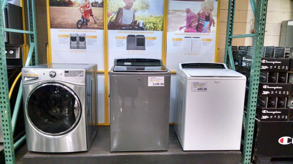 Additional washer and dryer models  - Yelp