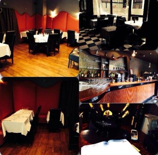les jardins de serrano french 11 rue basse vieux lille lille france restaurant reviews. Black Bedroom Furniture Sets. Home Design Ideas