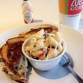 Zoes Kitchen Steak Stack zoes kitchen - 84 photos & 97 reviews - mediterranean - 222
